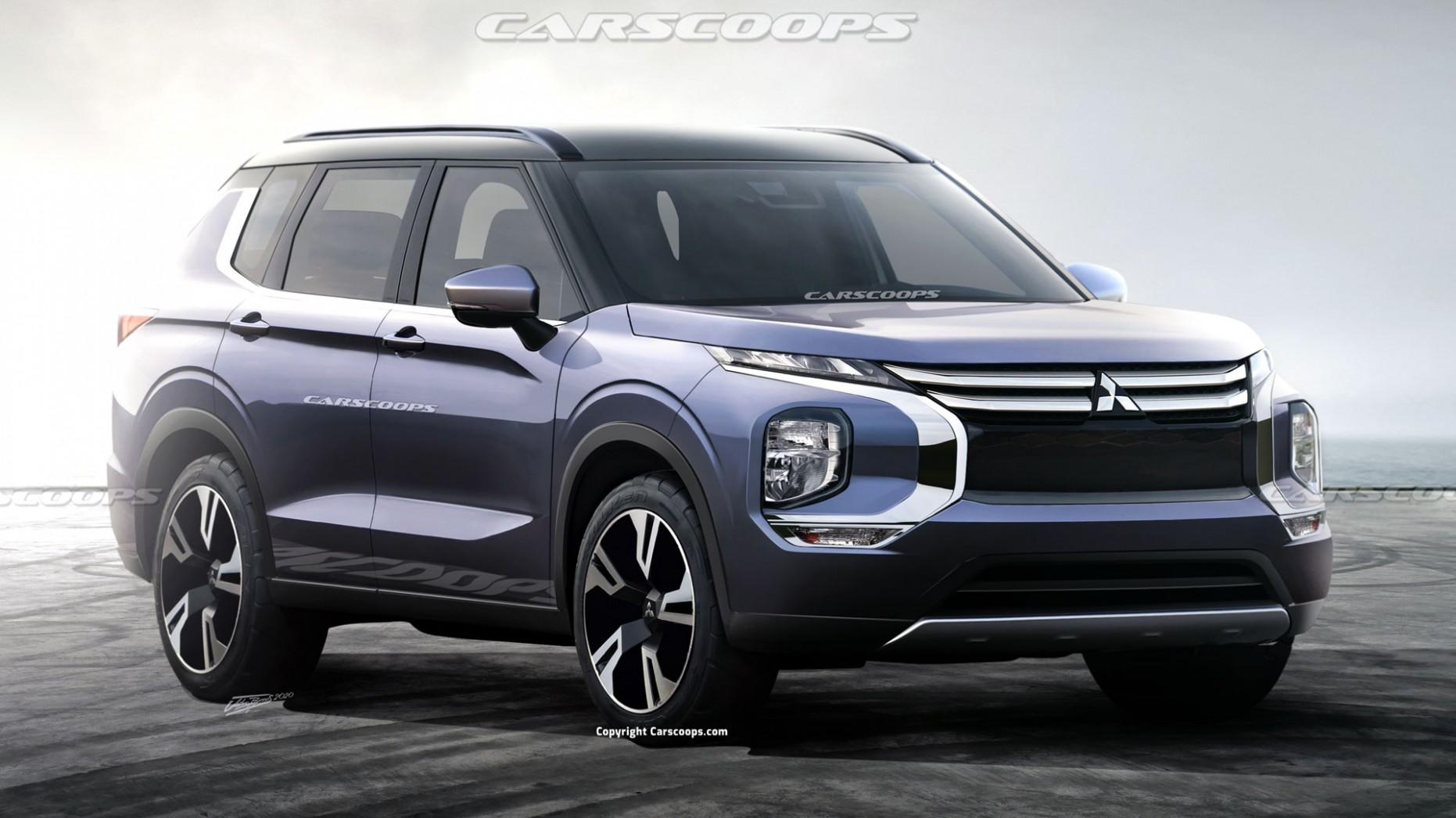 5 Mitsubishi Outlander: Design, Powertrains And Everything Else - Mitsubishi Endeavor 2021