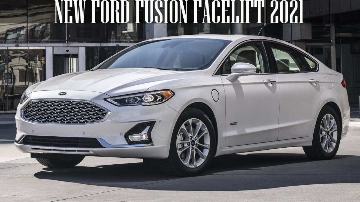 5 NEW Ford Fusion (Mondeo) Full Review
