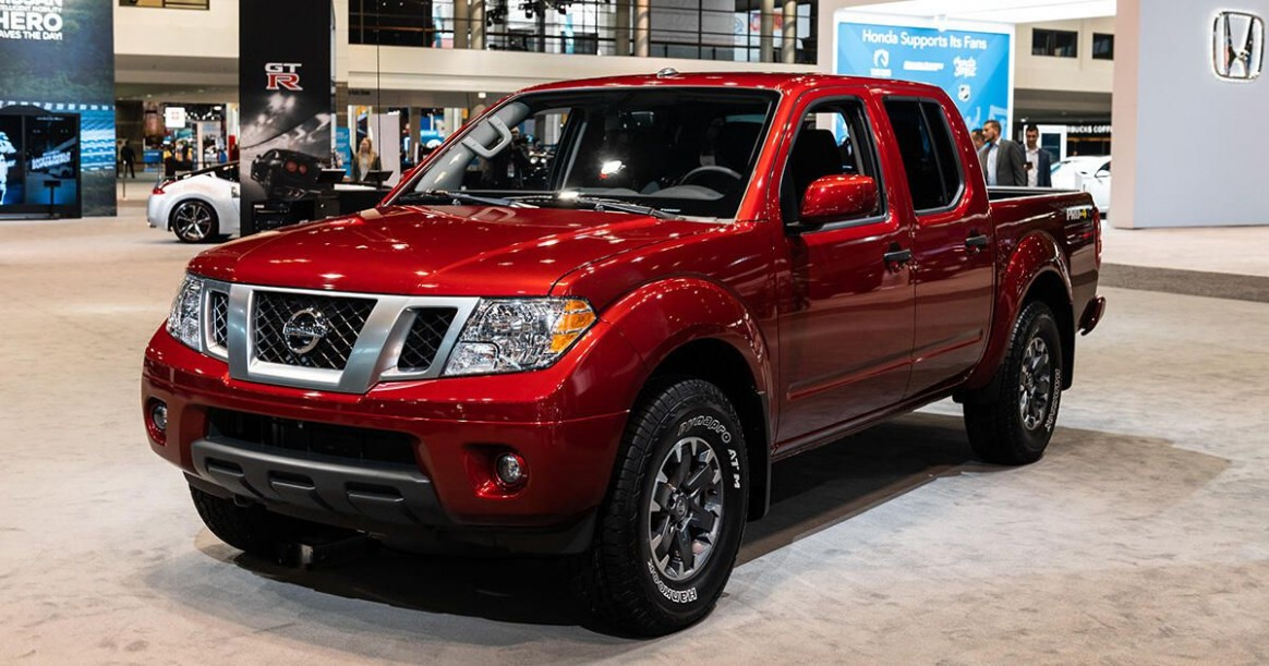 5 Nissan Frontier is 'basically all new,' should be more