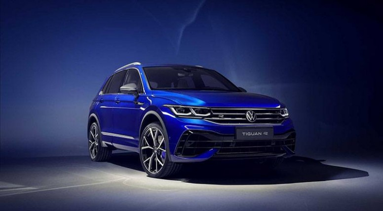 5 VW Tiguan Facelift Comes with eHybrid And R Models - Motoraty