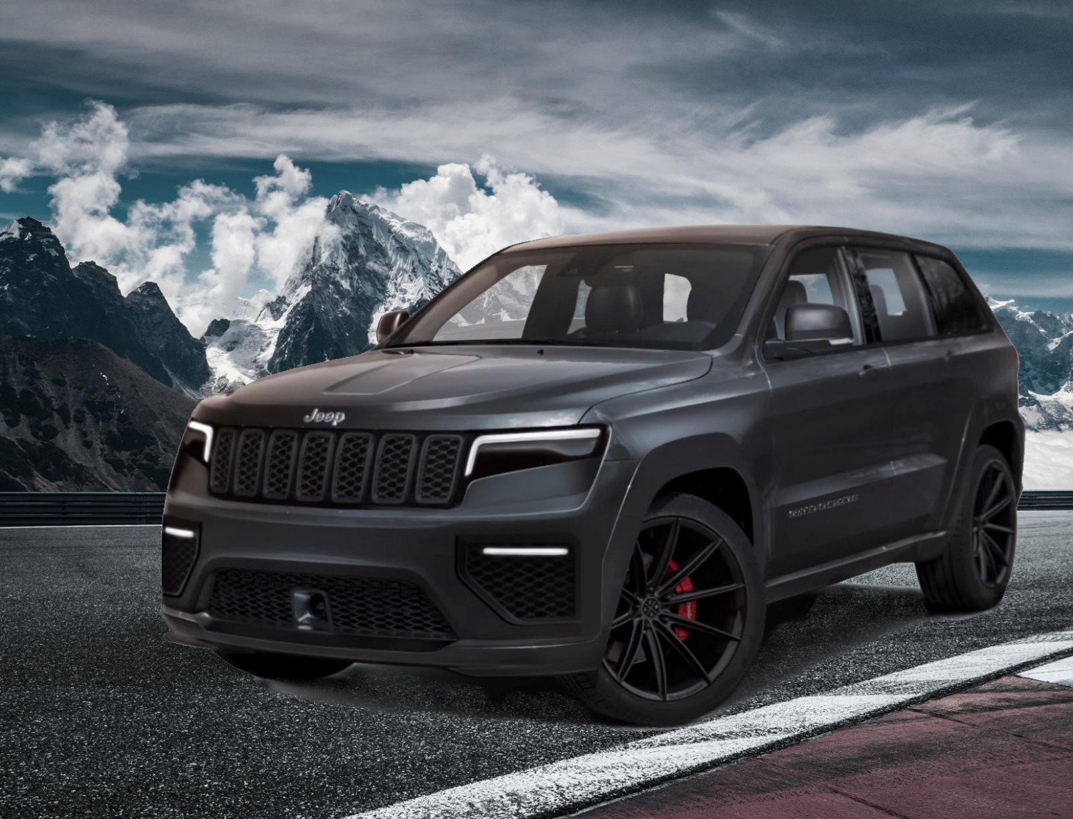 All You Need To Know About The All-New 5 Jeep Grand Cherokee - Jeep Suv 2021
