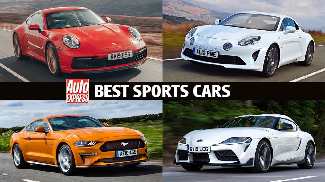 Best sports cars 5  Auto Express