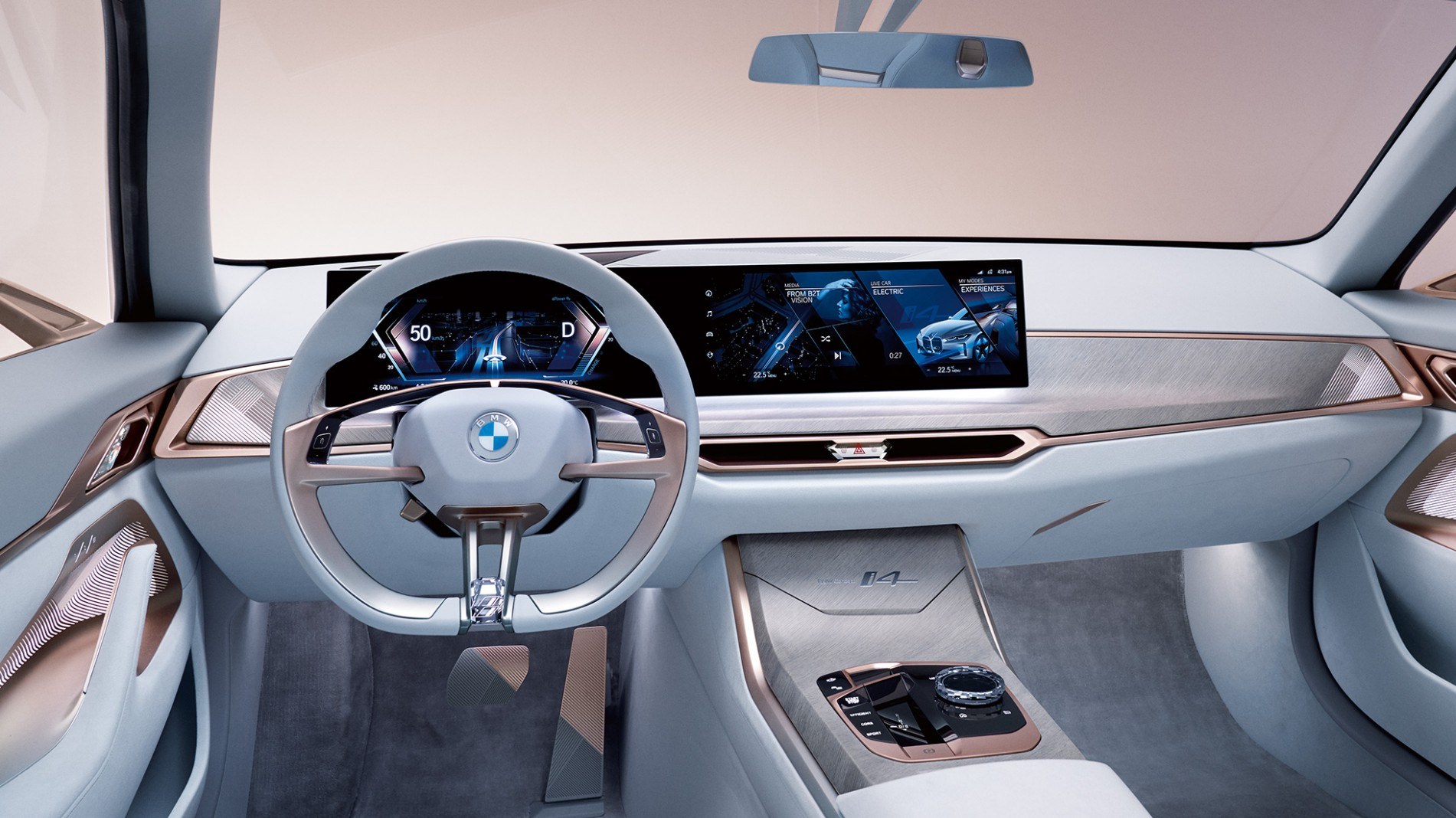 BMW Concept i3: Discover Highlights of the all-new BMW electric - BMW I4 2021