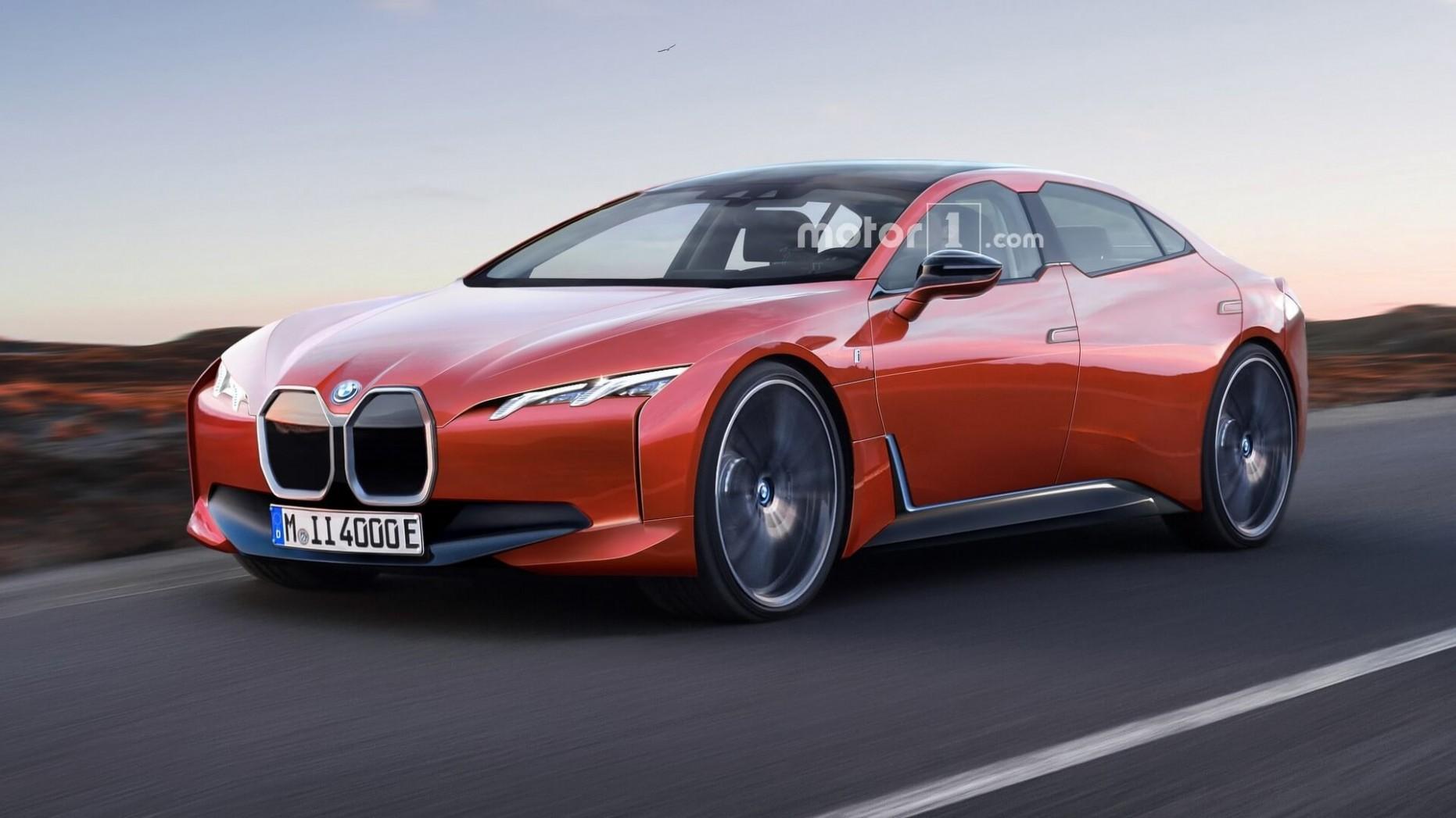BMW i3 EV Arriving In 3 To Rival Tesla Electric Sedans