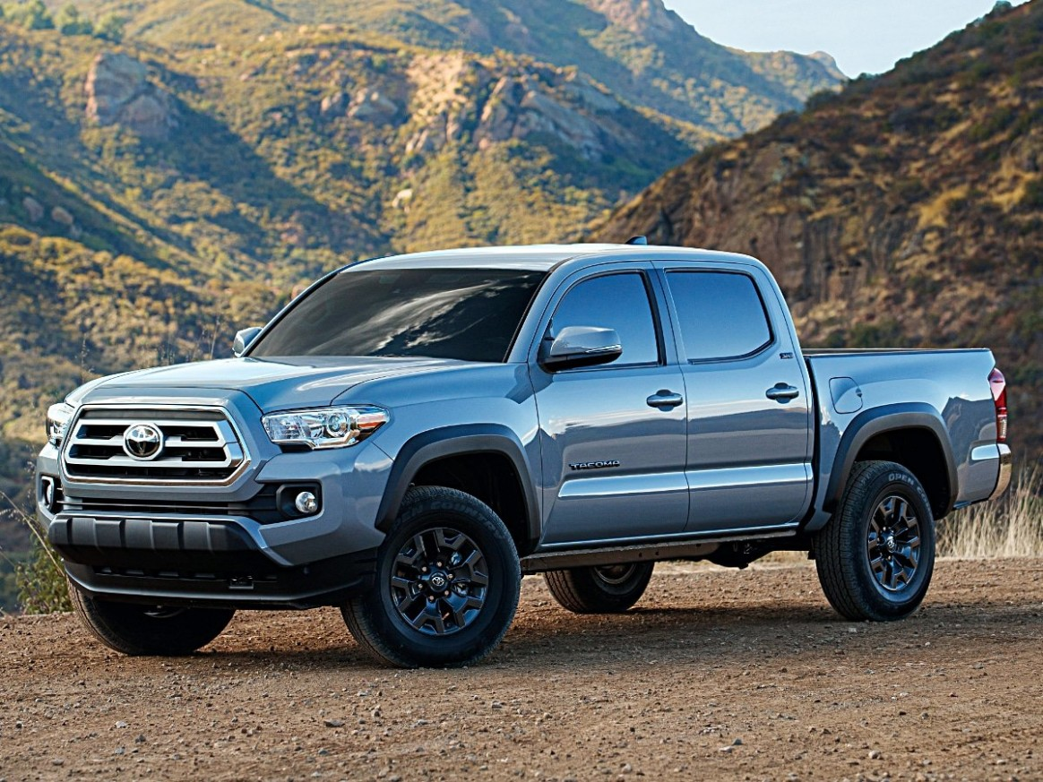 Changes for the 4 Toyota Tacoma Include New Nightshade, Trail - Toyota Tacoma 2021