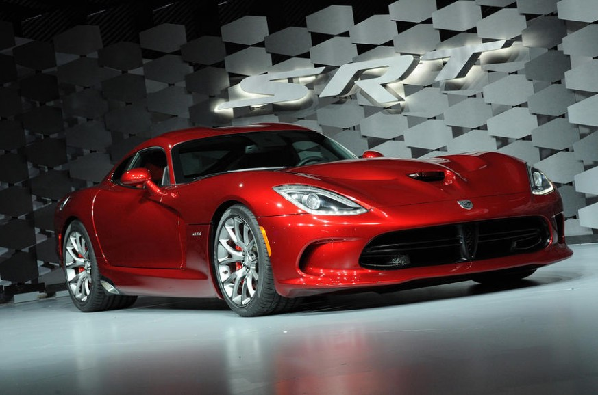 Dodge Viper to return in 4 with new 4bhp naturally aspirated