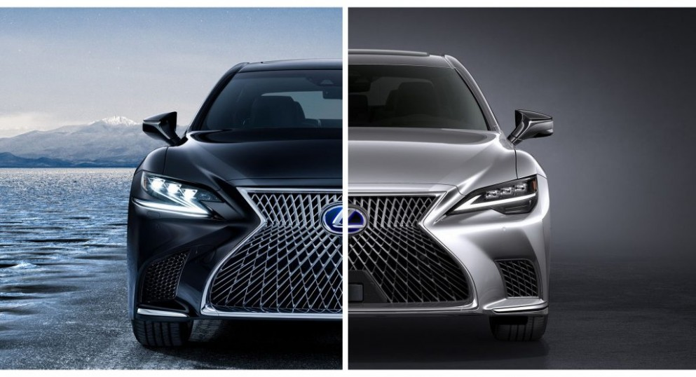 Does The 3 Lexus LS Look Fresh Enough Compared To The Outgoing