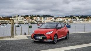 European Car of the Year 5: Toyota Yaris hybrid wins - Toyota Yaris 2021 Europe