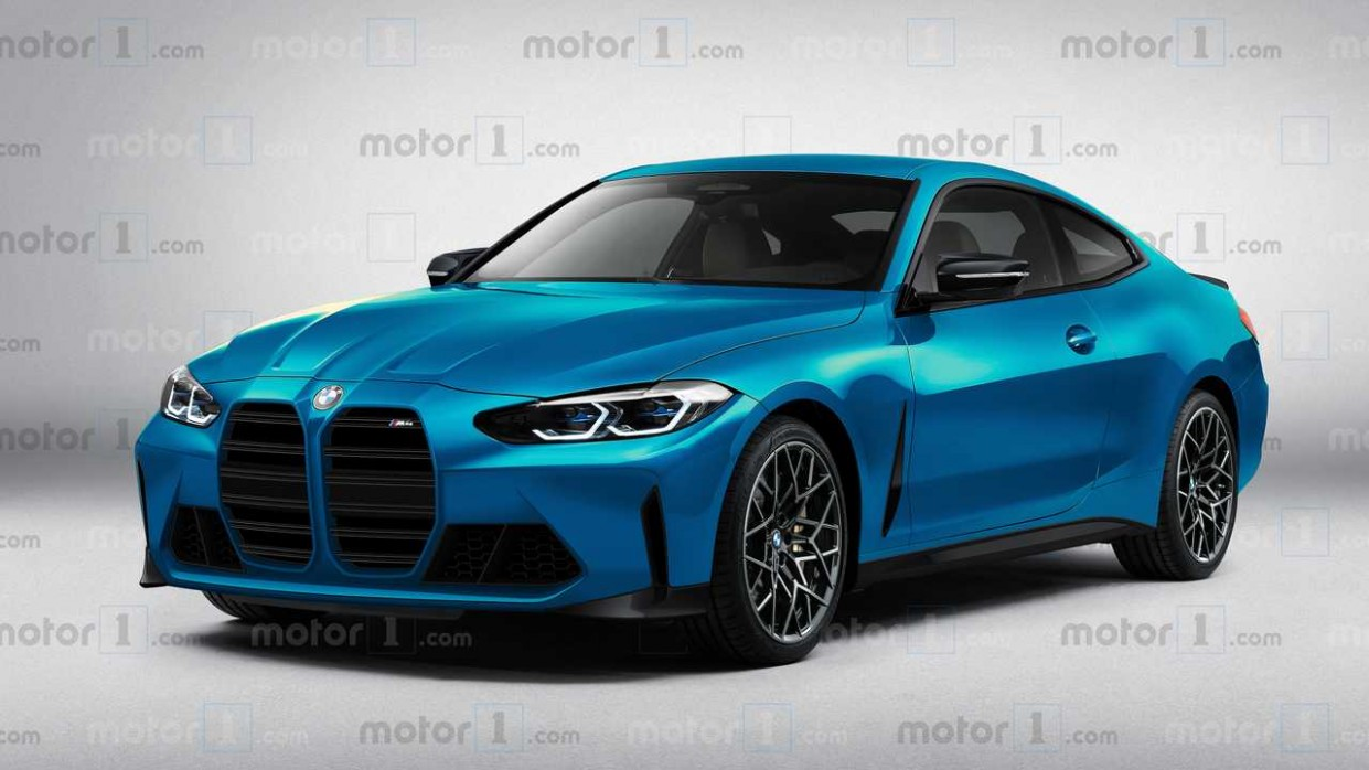 Exclusive BMW M5 Renderings Show New Angle, Colors Of Fast Coupe - BMW For 2021