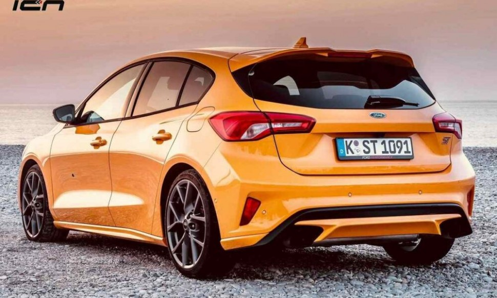 Ford Focus, Focus ST India Launched in 4 – Key Features - India - Ford Focus St 2021
