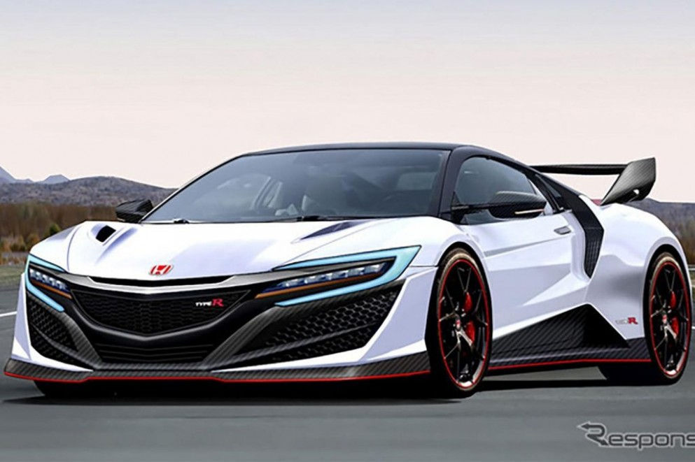 Honda is planning to launch a new NSX-R by 3! Turbine - new honda sports car 2021