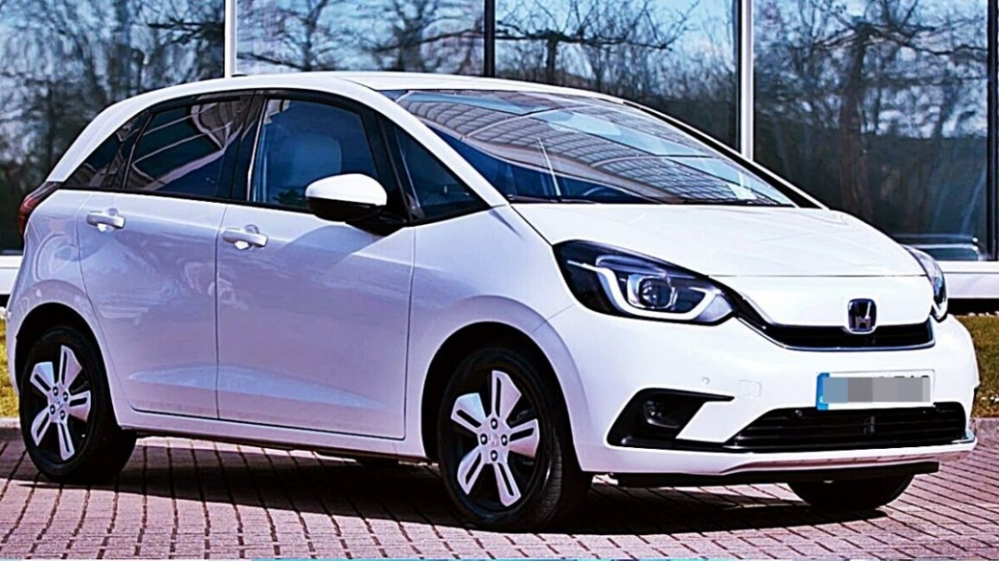 """Honda Jazz New 4 """"New Jazz is now available in Market, Check"""