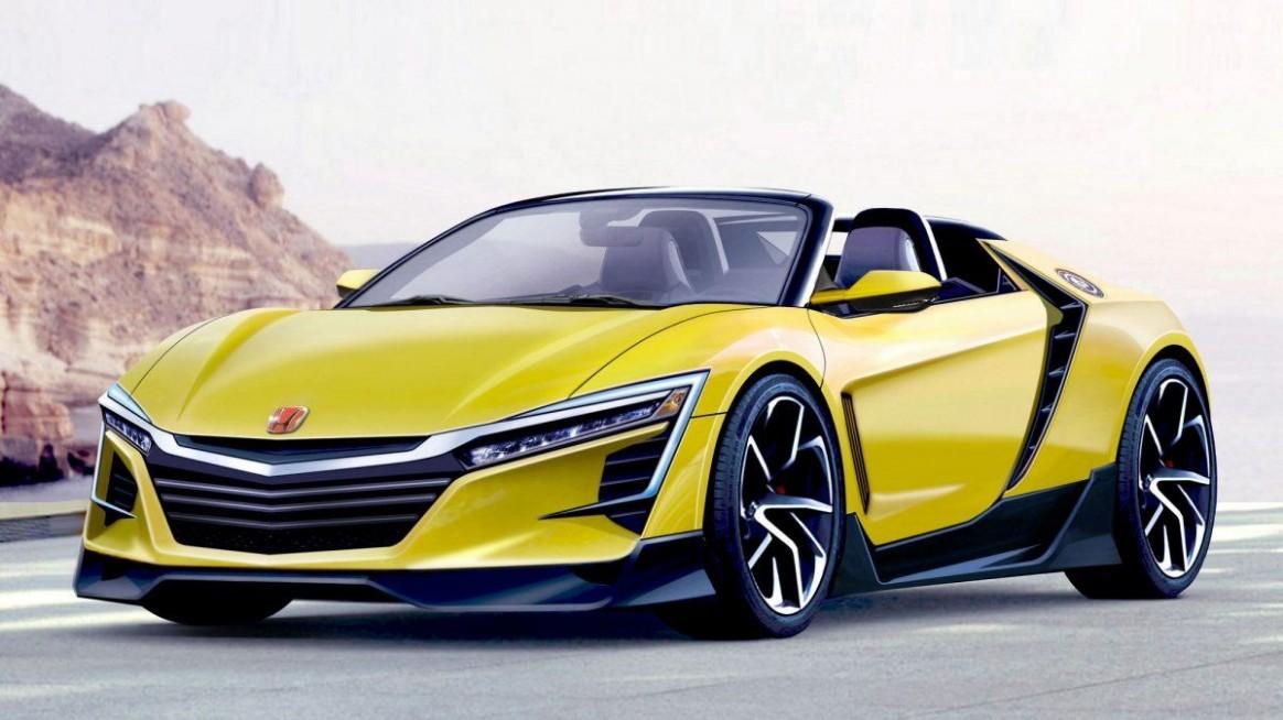 Honda, why won't you build this superb S3?  Honda s3, New