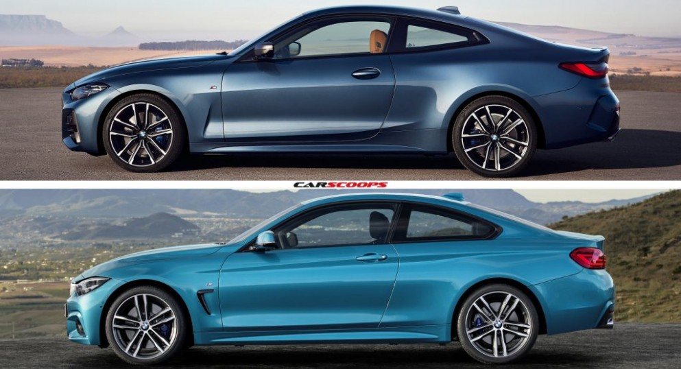 How Does The 5 BMW 5-Series Coupe Compare To Its Predecessor