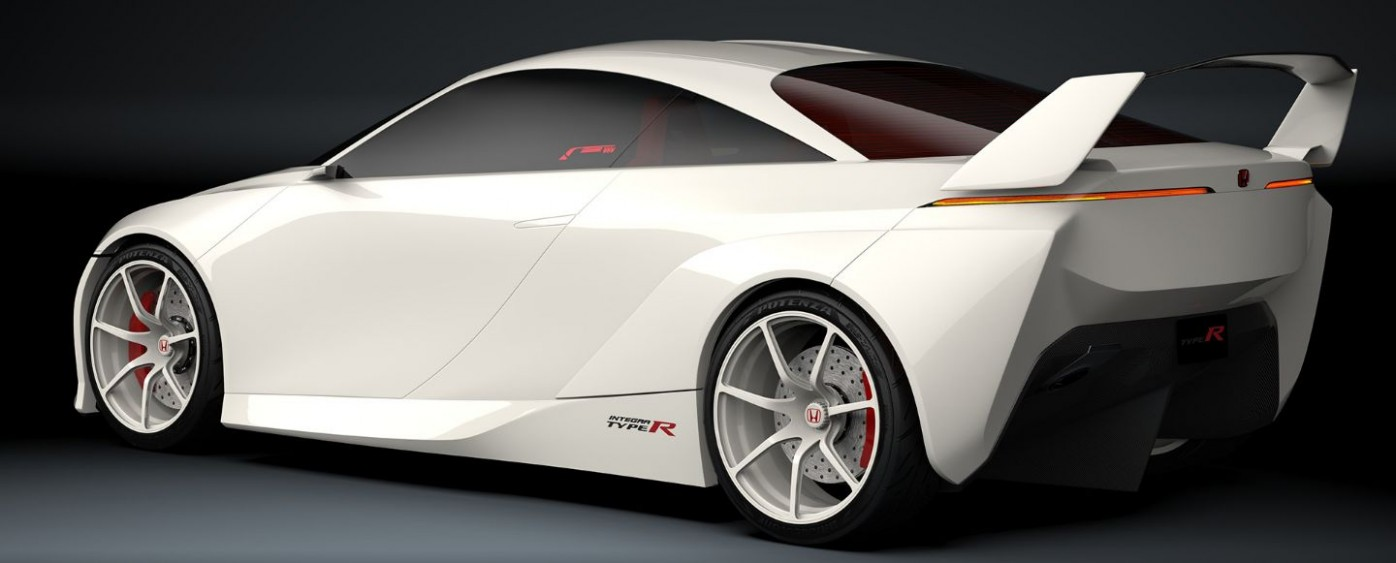 In An Ideal World, Honda Would Build A New 4 Integra Type R - Acura Integra Type R 2021