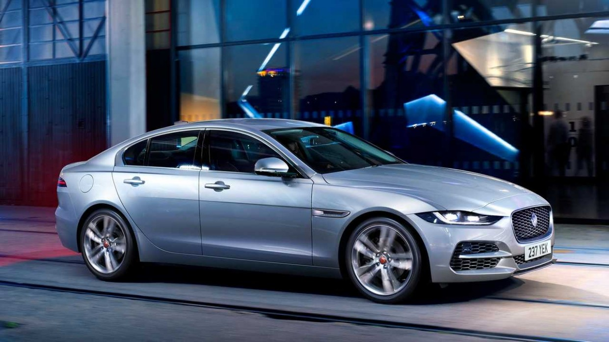 Jaguar XE updated with mild-hybrid power and extra tech