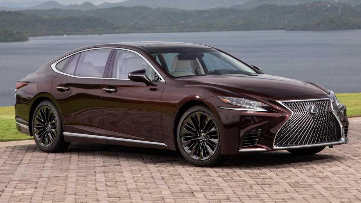 Lexus LS Facelift Rumored To Bring Back The V3 Hybrid - 2021 Lexus Ls 500 V8