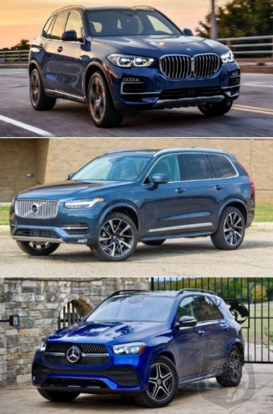 Luxury SUV Showdown! WHICH Would You Put In YOUR Driveway, Spies