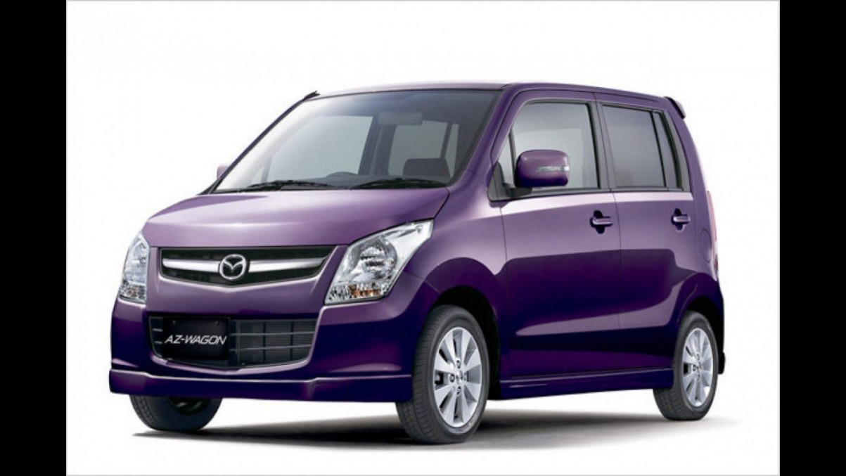 Mazda Biante 4 Review And Release Date di 4 Mobil, Teknologi - Mazda Biante 2021