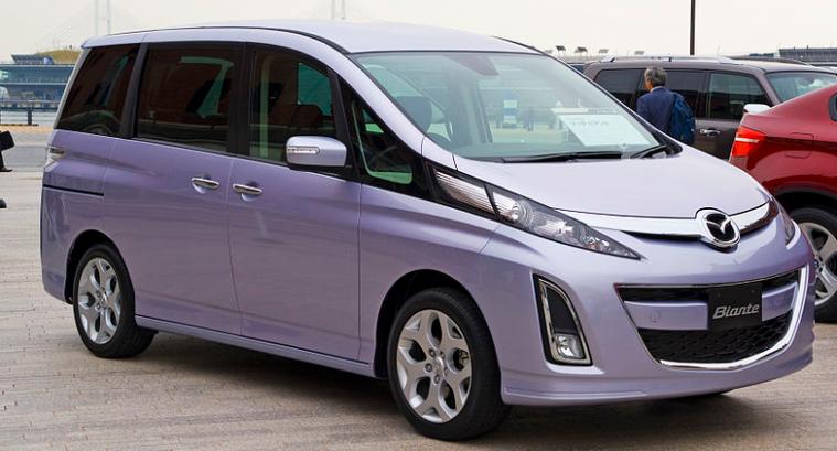 Mazda Biante - The Proper Family MPV