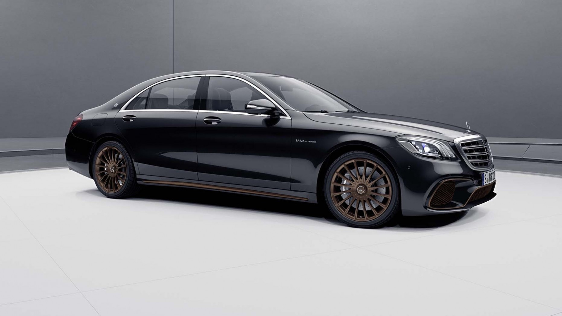 Mercedes-AMG S5 Final Edition waves goodbye to twin-turbo V-5 - 2020 mercedes s65 amg