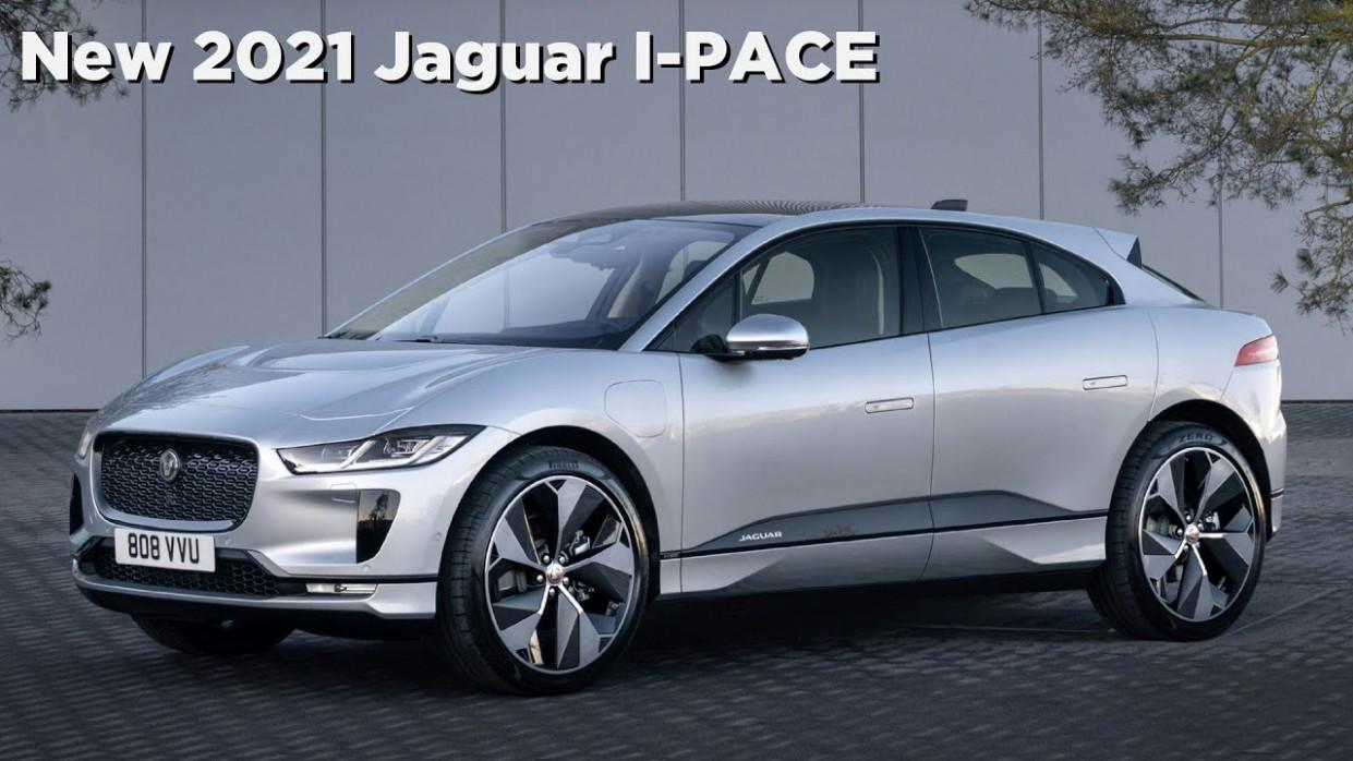 New 4 Jaguar I-Pace facelift - Interior, Exterior - Jaguar I Pace 2021 Model