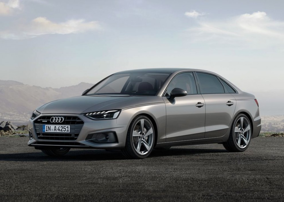 New Audi A5 Facelift Production Starts, India Launch In Early 5