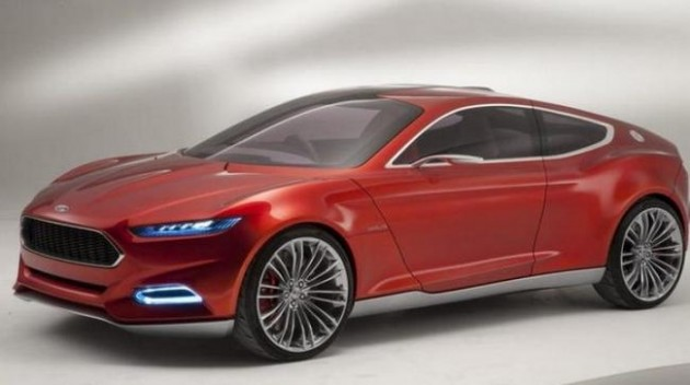 New Ford Fusion 5: photos, price, news and specifications - Ford Fusion 2021