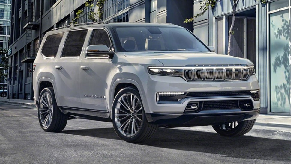 New Jeep Grand Wagoneer 5 detailed: Range Rover rival hopes to
