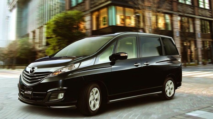 New Mazda Biante 4-4 Price in Malaysia, Specs, Images, Reviews - Mazda Biante 2021
