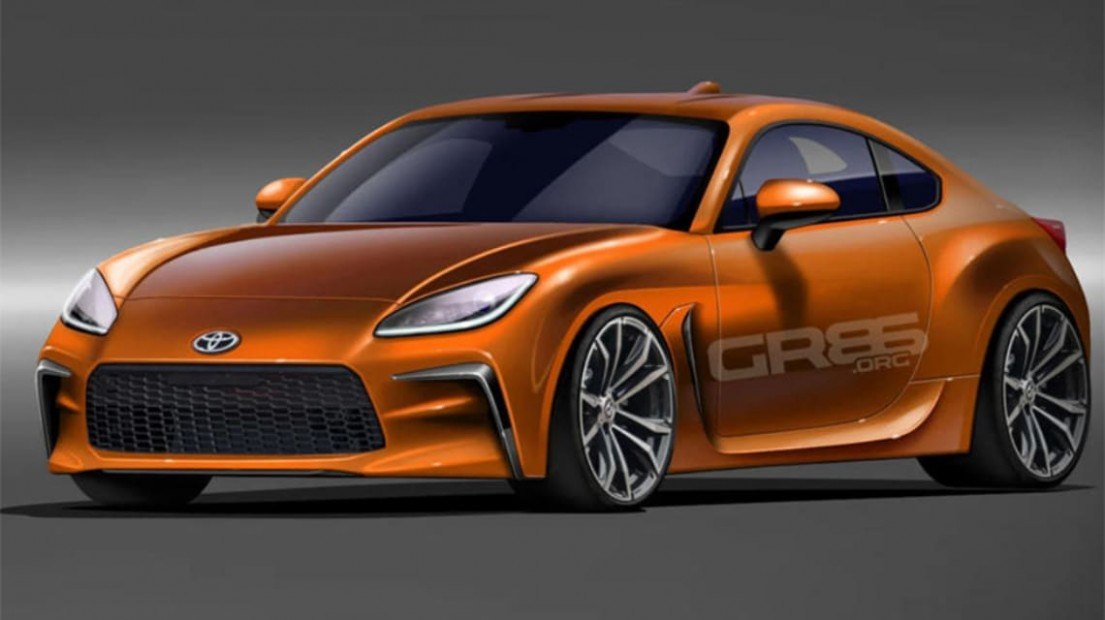 New Subaru BRZ 4 coming earlier than expected! When the Toyota