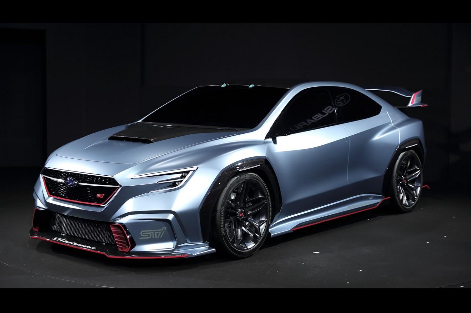 Next Subaru WRX STI Could Get 4 Horsepower and AMG Inspiration - 2021 Subaru Wrx Release Date