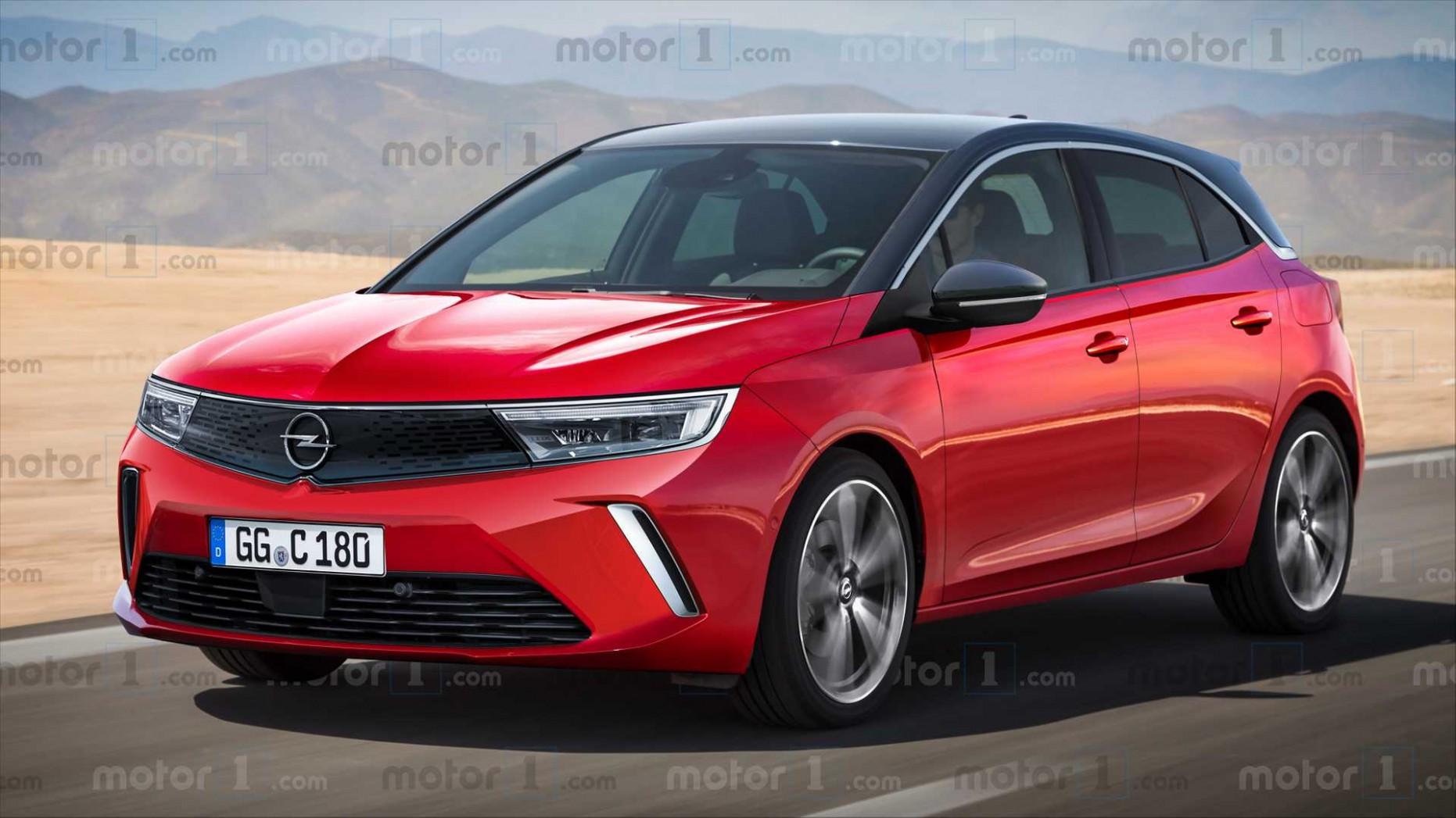 Opel Astra OPC Hot Hybrid Hatch Planned With Nearly 3 HP: Report - Opel Astra Opc 2021