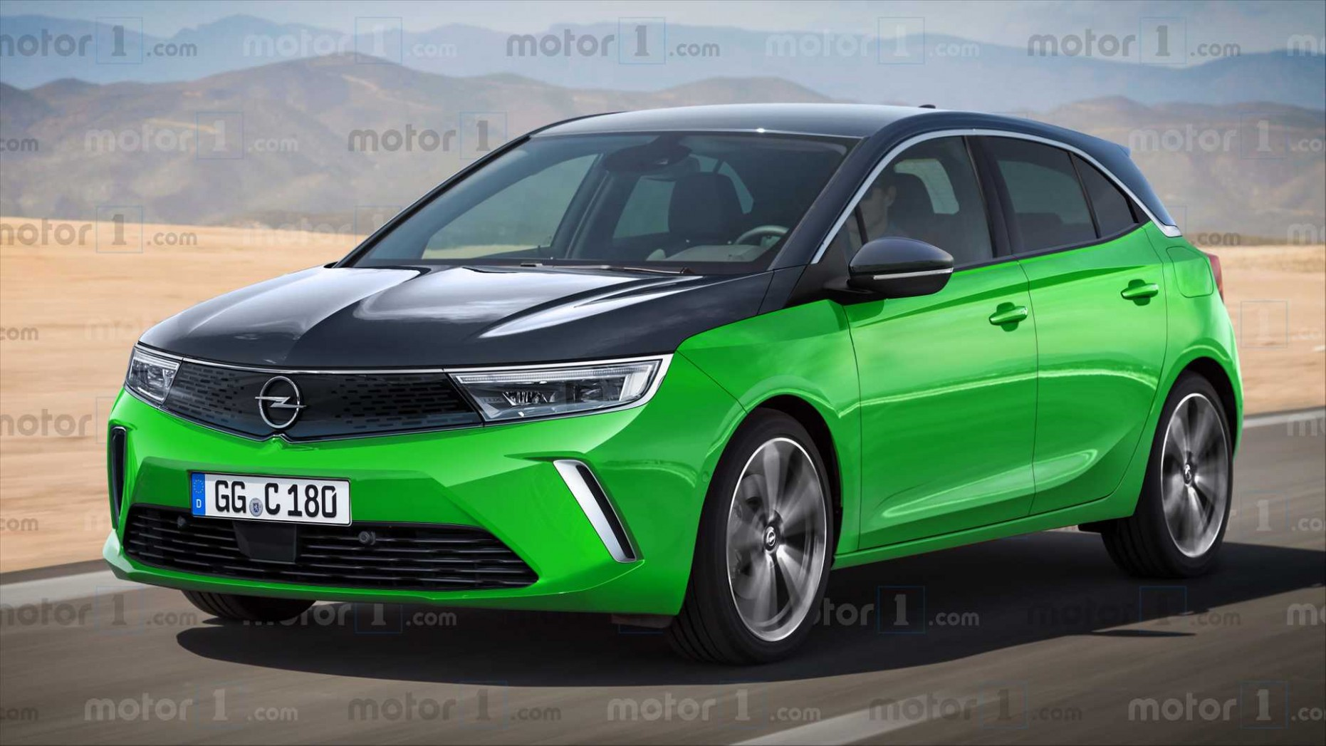 Opel Astra OPC Hot Hybrid Hatch Planned With Nearly 3 HP: Report