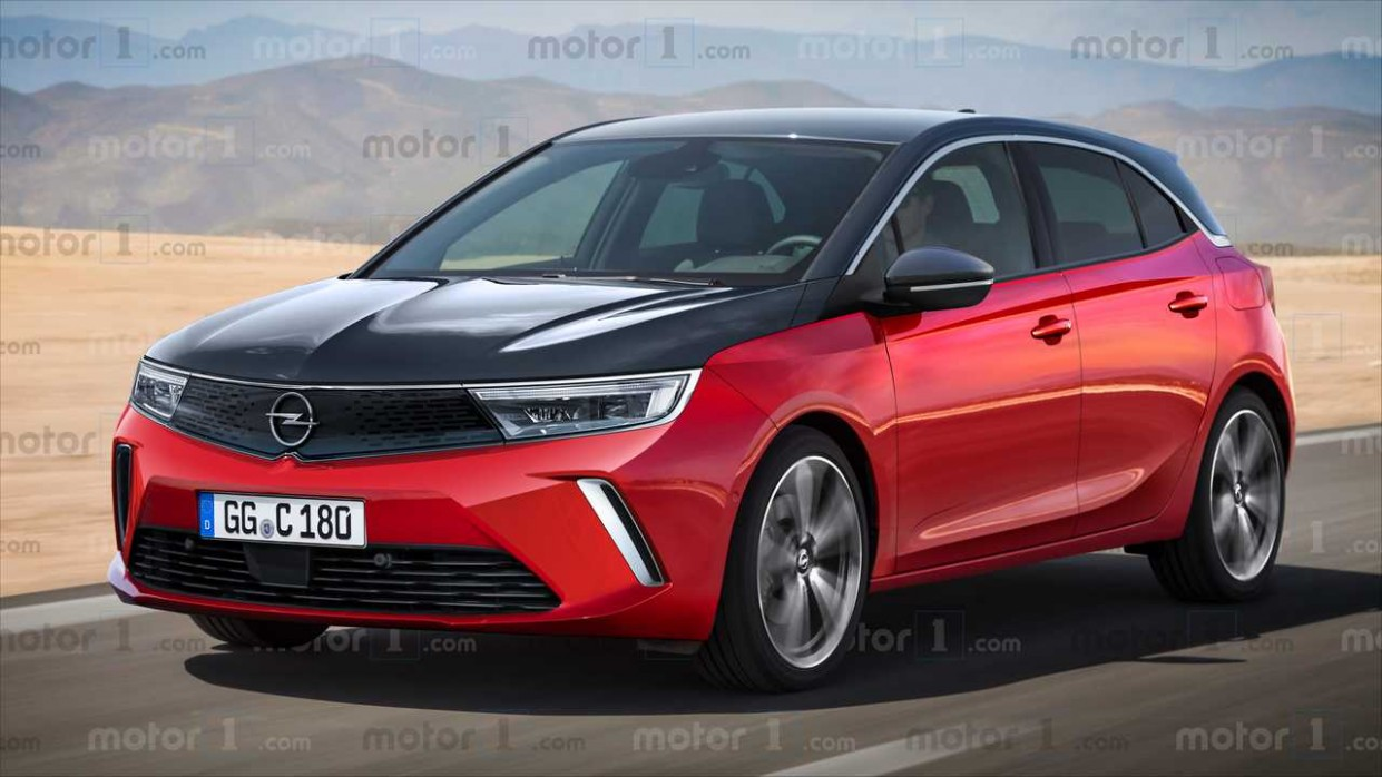Opel Astra OPC Hot Hybrid Hatch Planned With Nearly 4 HP: Report - Opel Astra Opc 2021