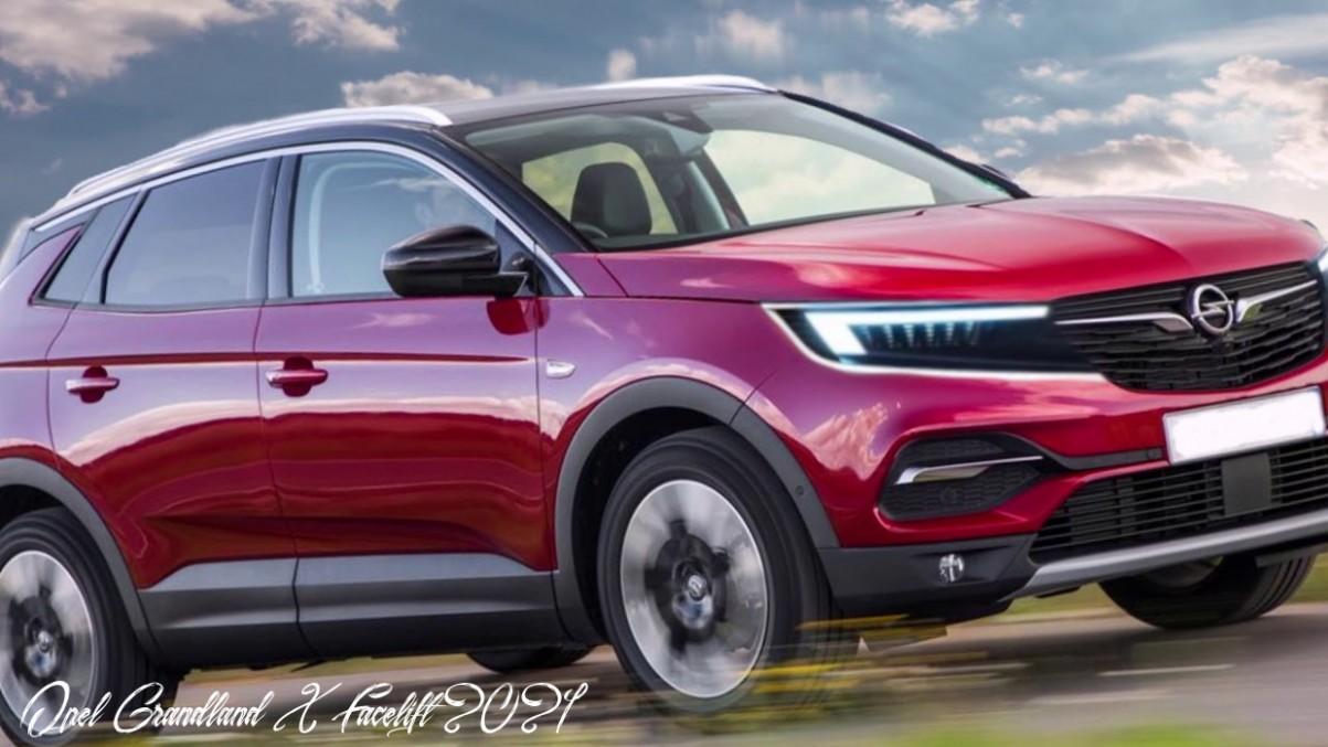 Opel Onstar 4 Redesign and - Opel Onstar 2021