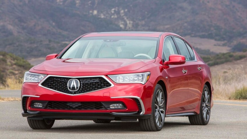 R-I-P, RLX: Acura Kills Off Its Large Luxury Sedan for 3 - Acura Rlx Redesign 2021