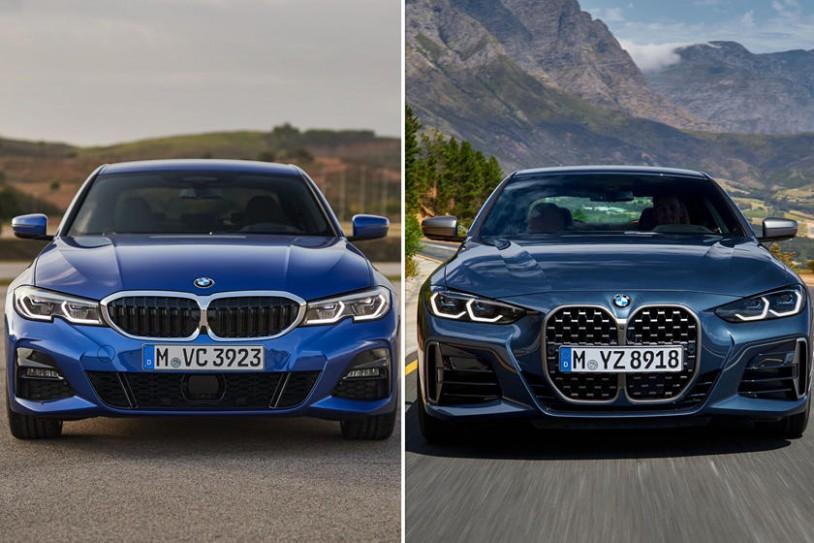 Styling Comparison: 5 BMW 5 Series Vs