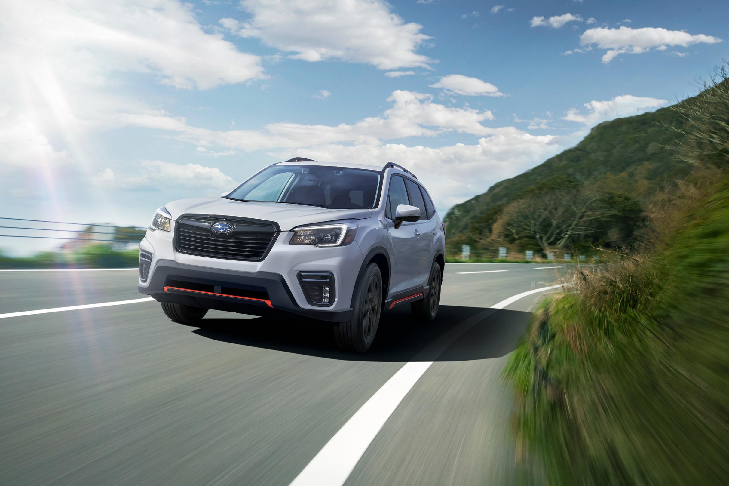 Subaru Canada Announces 5 Forester Pricing - Subaru Canada 2021