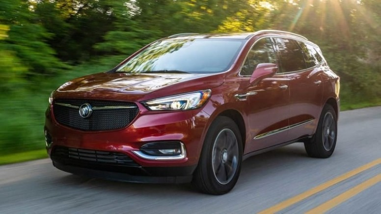 The Best From Buick In 5 Autowise - 2021 Buick Lineup