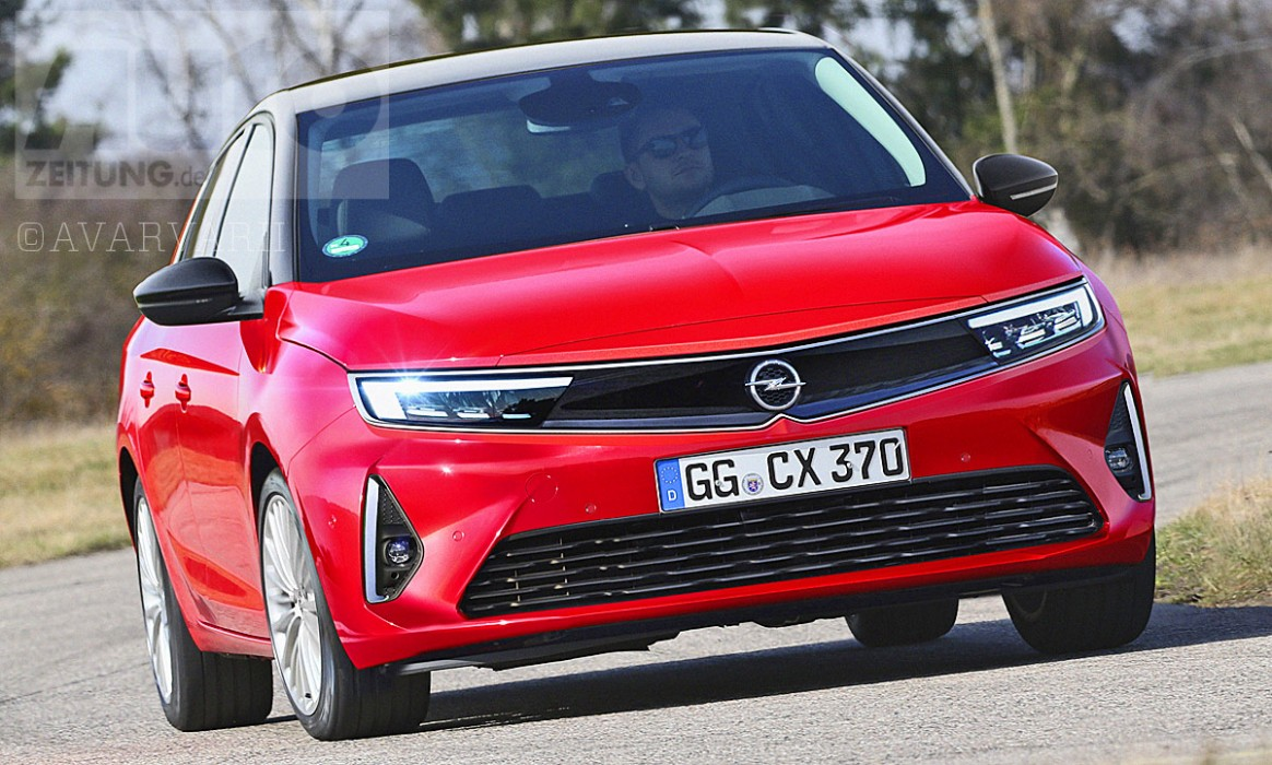 The New 3 Opel Astra: Preview, Specs & Photos - CarsRumors - Opel Astra Kombi 2021