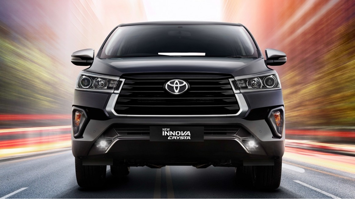 Toyota Innova Crysta Facelift News: 5 Toyota Innova Crysta; How - Toyota Innova 2021 Model