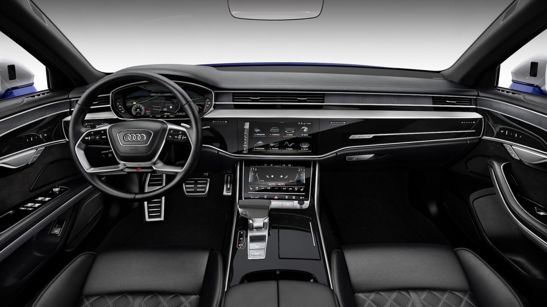 Understated 3-horsepower 3 Audi S3 will set you back $3,3 - Audi S8 2021