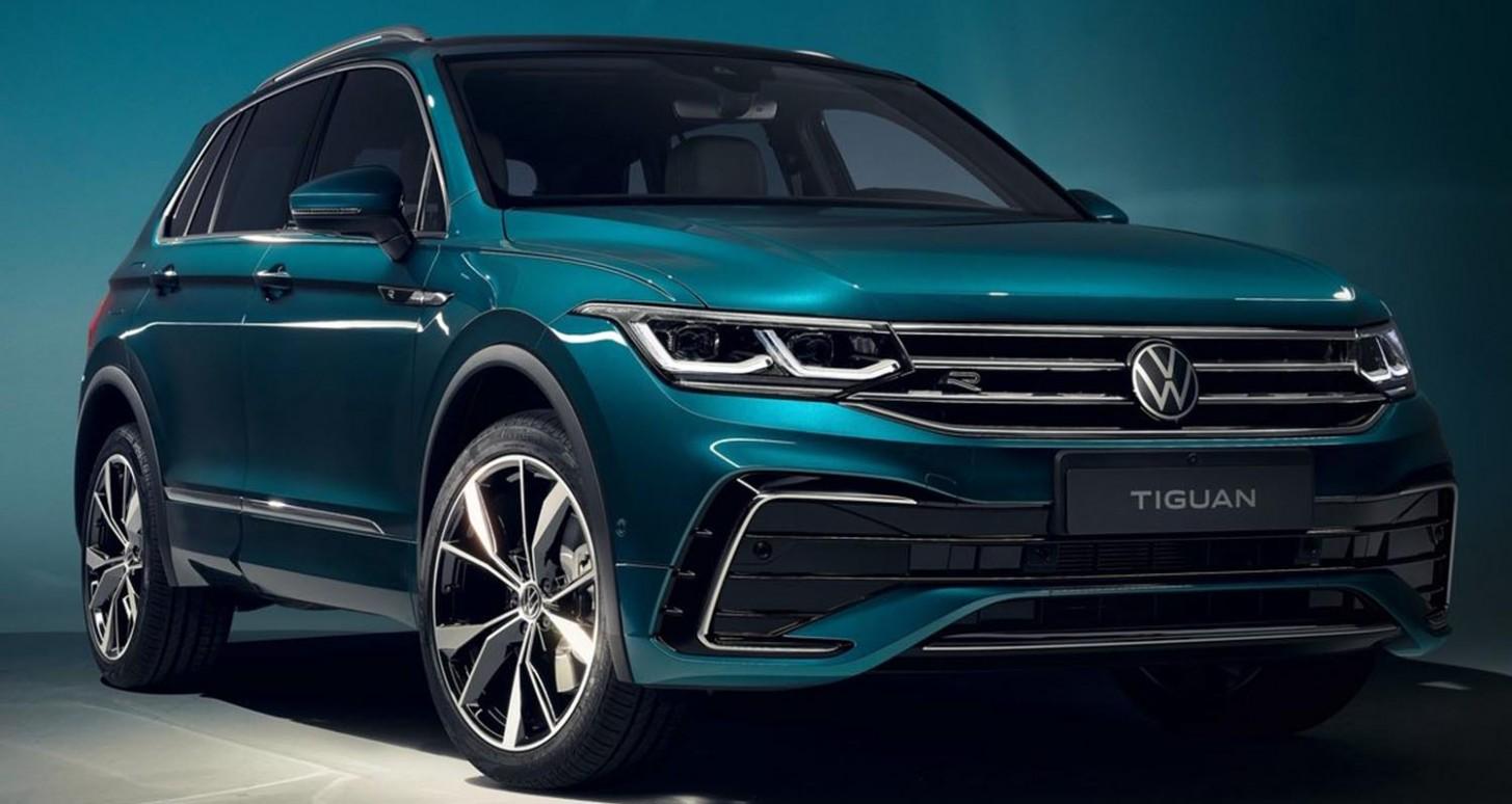 Volkswagen-Tiguan-5-5-5e - موقع ويلز - Volkswagen Tiguan 2021