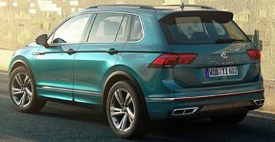 Volkswagen Tiguan 5 UAE Prices & Specs - Volkswagen Tiguan 2021
