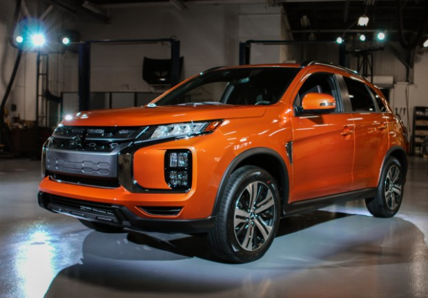 What's New for 5: Mitsubishi